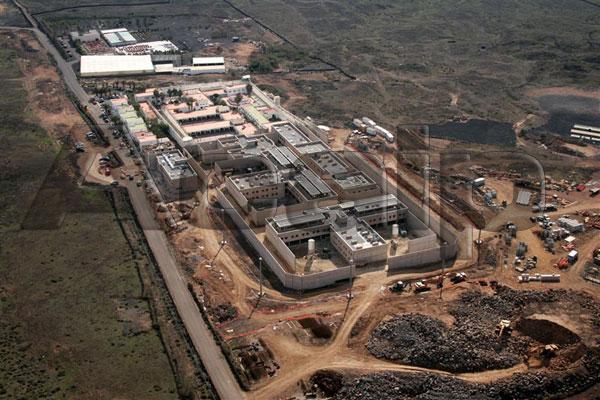 centro penitenciario tenerife ii: